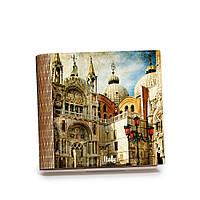 Шкатулка-книга на магните с 9 отделениями Собор Св. Марка, фото 1