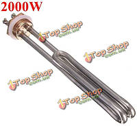 2000Вт усилитель 2кВт электрический элемент для подогреватель воды от сети переменного тока 220В Ду25