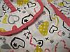 шорти бриджі на дівчинку дитячі кольорові GEORGE, фото 2
