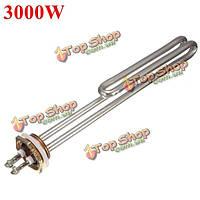 Машина 3000w усилитель 3кВт электрический элемент для подогреватель воды от сети переменного тока 220В Ду25