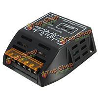 12В/24В 20А контроллер солнечной зарядки панели переключателя