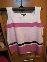Отличная блуза фирма кофта.20.XL.футболка.майка