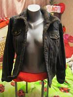 Куртка ДЖИНС ЖЕНСКАЯ 46 12 М GEORGE , фото 1