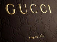 Всемирно известный бренд Gucci