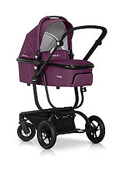 Детская универсальная коляска 2 в 1 EasyGo SOUL purple