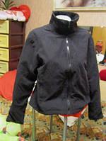 Куртка ВЕТРОВКА черная женская M 48 14 б у фирма DUNNES