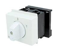 Поворотний вимикач Eaton Z-DSА2-01
