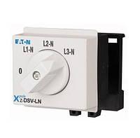 Поворотний вимикач вольтметра Eaton Z-DSV-LN