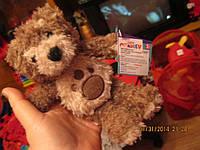 Медведь мишка фирменный мягкая игрушка новая миша