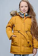 Пальто детское зимнее на девочку ! DT-8239