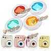 4 цвета набор фильтров крупным планом объектив для Fujifilm instax Mini 8 камеры