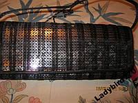 Клатч сумка сумочка нарядная новый черный полная распродажа полная