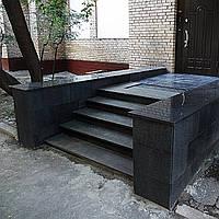 Лестница и крыльцо из Габбро