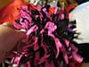 Помпон ленты из США танцы,болельщику сувенир Черлидер махалка , фото 4