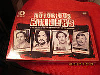 Диск британия лицензия 4 диска KILLERS английский