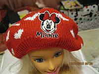 Берет шапка микки маус 3-6 месяцев George