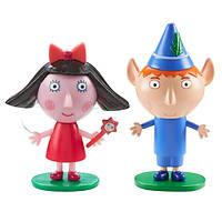Набор фигурок Ben & Holly's Little Kingdom Сказочные друзья Бен и Флёр (30969)