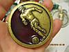 набор =4 шт Медаль металлическая футбол из Британии сувенир  жетон награда, фото 5
