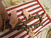 Обруч повязка на волосы  розовые цветы греческая прическа, фото 5