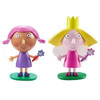 Фигурки Ben & Holly's Little Kingdom Сказочные друзья Холли и Вайолет 30972