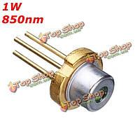 Лазерный инфракрасный диод TO 18 850nm 1000 мВт
