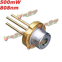 Инфракрасный лазерный диод лазерного генератора 808nm 500mw to 18