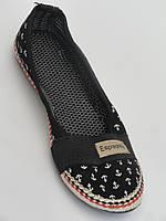 Женская летняя обувь ( Балетки )