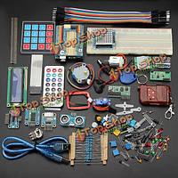 Geekcreit™ Базовый комплект стартовый комплект обучения для Arduino Uno R3 роскошный