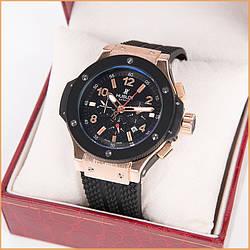 Часы Hublot Big Bang Steel/Gold Ceramic (механика)