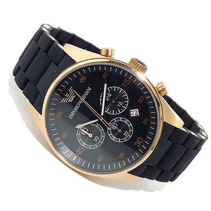 638163b2 Мужские часы Emporio Armani AR5905 (копия) - Интернет Магазин