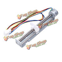 Постоянного тока 4-9В привода шаговый двигатель винт с гайкой слайдер 2 фазы 4 провода
