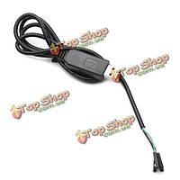 DIY лазерных engravier части pl2303hx к USB TTL загрузки загрузить проволоки