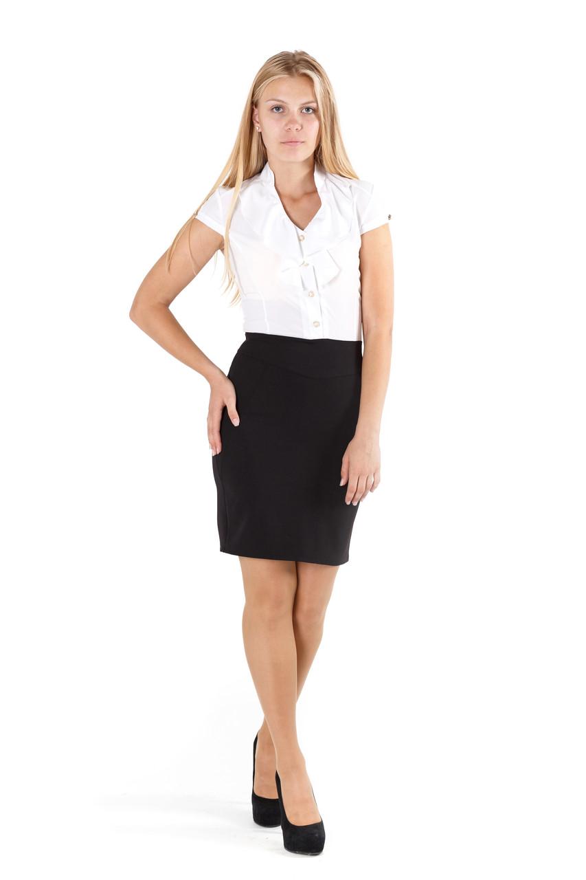 Платье офисное №1518