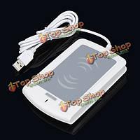 Ehuoyan er301 13.56МГц USB RFID и программного обеспечения читалка В4.2 белый