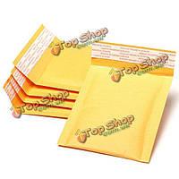 Пузырь конверт из крафт-бумаги мешок 110*130мм
