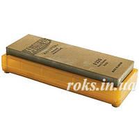 Камень для заточки SHAPTON Pro, 210х70х15 мм 220 grit (мох)