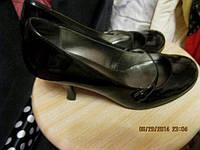 Туфли женские б у 38.5 черные LIMITED COLLECTION