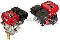 Двигатель для мотоблока с двигателем   177F   (9Hp)   (полный комплект)   (вал Ø 25мм, под шестерни)