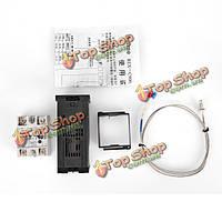 Рекс-с100 110-240V цифровой ПИД регулятор температуры комплект