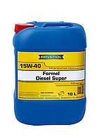 Масло моторное Ravenol Formel DIESEL Super 15W-40 10л