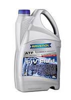 Масло трансмиссионное Ravenol ATF T-IV Fluid 4л