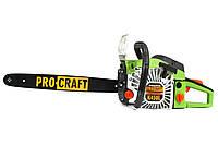 Бензопила Pro-Craft 450L, фото 1