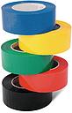 Скотч упаковочный цветной 45х200 40мкн  красн., жолт.,чёрн. (160м), фото 2
