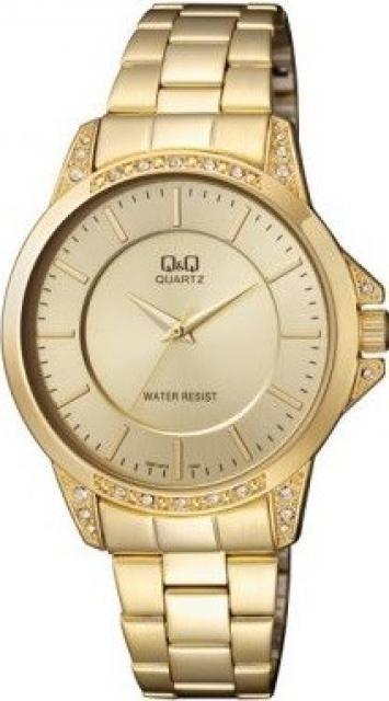 Часы Q&Q Q967J010Y оригинал классические наручные часы