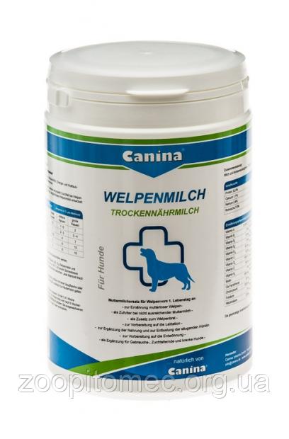 Canina Welpenmilch сухое молоко для щенков 2 кг