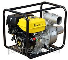 Мотопомпа бензиновая Кентавр КБМ100 (для чистой воды, 80 м. куб/час) Бесплатная доставка