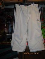 Штаны брюки шорты капри бриджи АДИДАС adidas 48 14