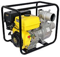 Мотопомпа бензиновая Кентавр КБМ100ПК (для чистой воды, 120 м. куб/час) Бесплатная доставка