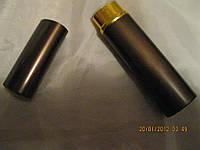 Футляр для очков компактный для узких очков  шоколадный