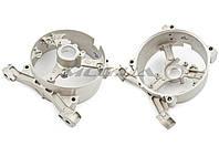 """Крышка (левая) статора для бензогенератора   (Ø160mm,1-2 кВт)   """"JIANTAI"""""""